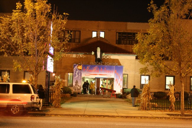 St. Pascal\'s Haunted House - (Chicago, Illinois) - Picture