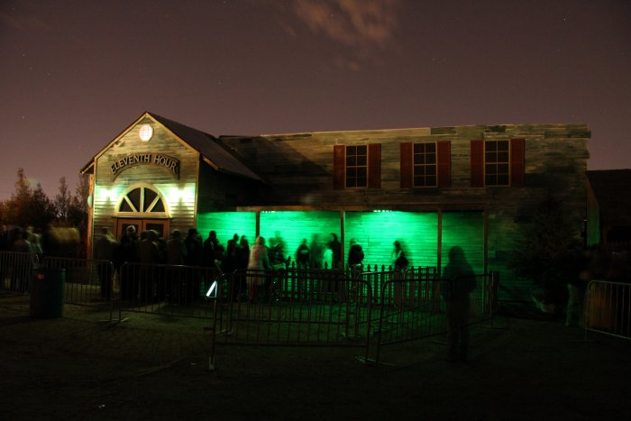 Eleventh Hour Haunted House - (Elk Grove Village, Illinois) - Picture