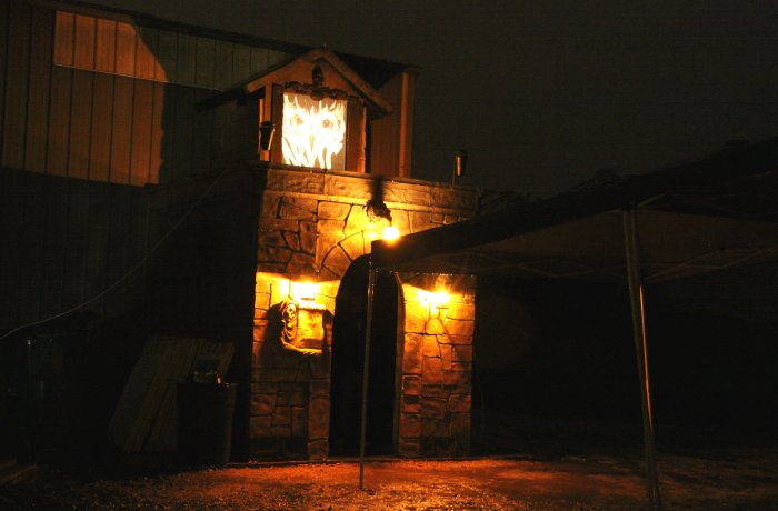 Abyss Haunted House - (Minooka, Illinois) - Picture
