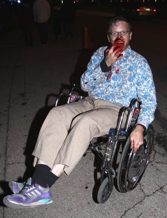 Dream Reapers Haunted House - (Melrose Park , Illinois) - Picture