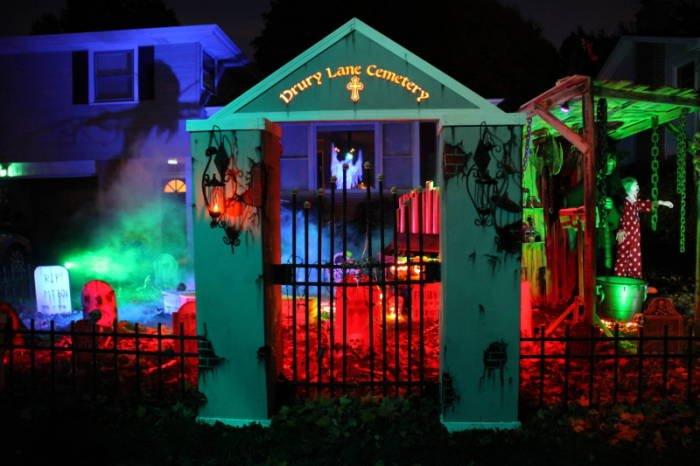 Drury Lane Cemetery - (Arlington Heights, Illinois) - Picture