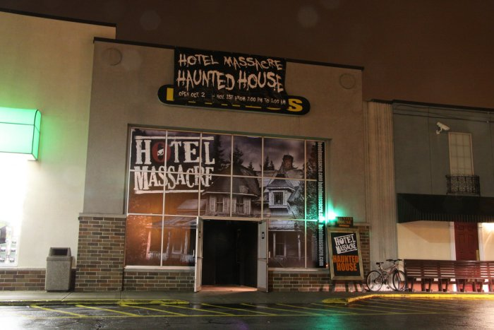 Hotel Massacre Haunted House - (Chicago, Illinois) - Picture