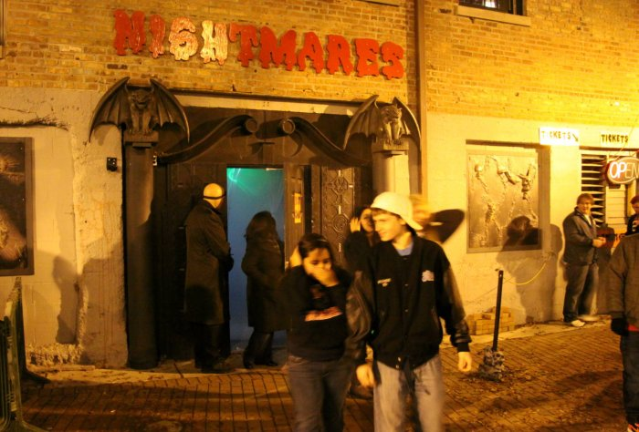 Nightmares Basement of the Dead - (Aurora, Illinois) - Picture