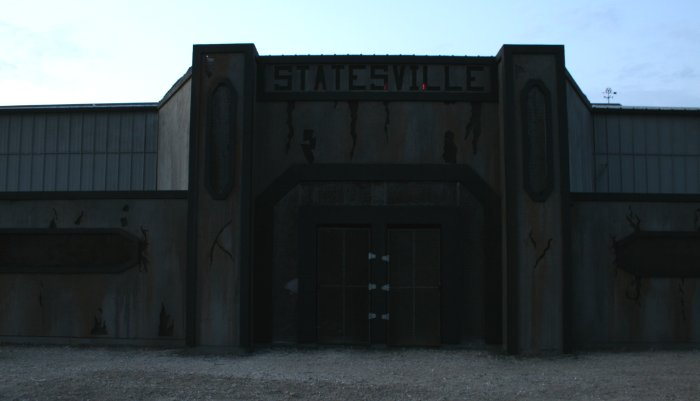 Statesville haunted prison? | Yahoo Answers