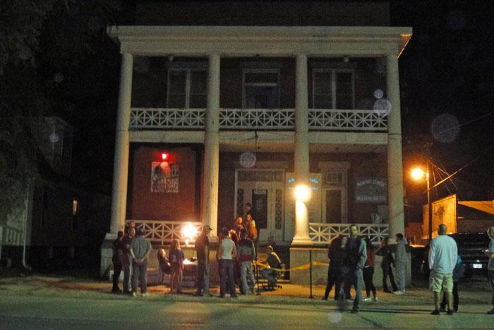Auburn Haunted House - (Auburn, Illinois) - Picture