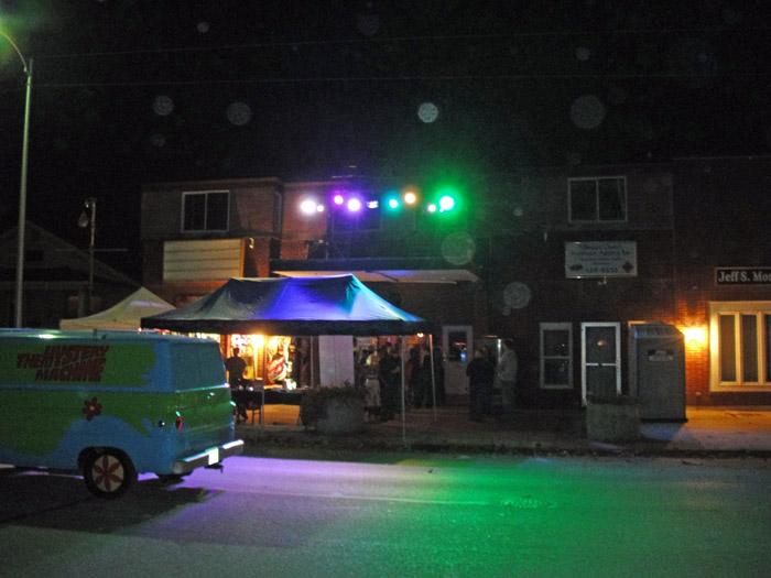 Auburn Haunted Theatre - (Auburn, Illinois) - Picture