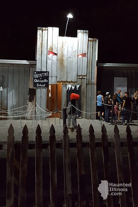 2017 The Hauntings at Chittyville - 2017 The Hauntings at Chittyville (Herrin, IL) - Picture