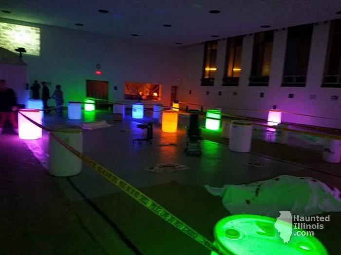 2017 Halls Of Horror - 2017 Halls Of Horror (Creve Coeur, IL) - Picture