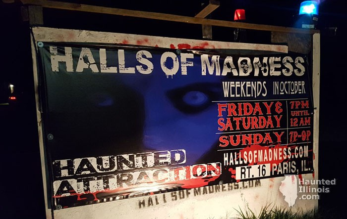 2017 Halls Of Madness - 2017 Halls Of Madness (Paris, IL) - Picture