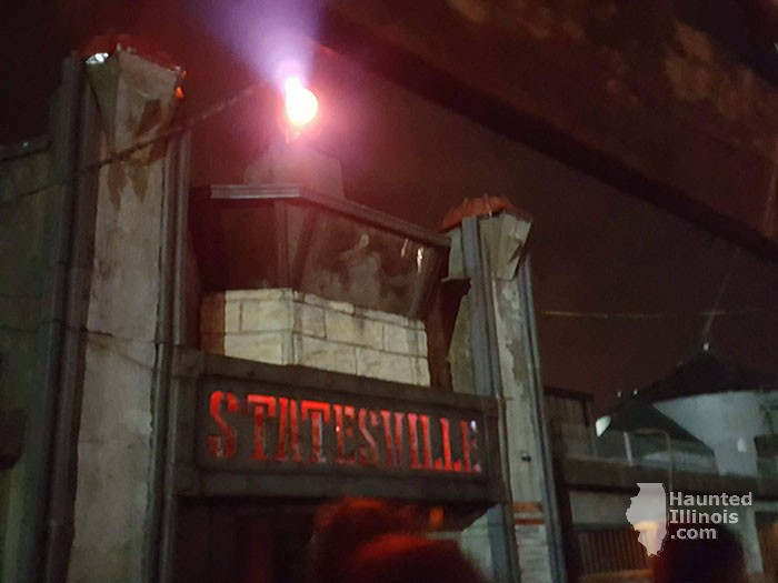 HauntedIllinois com - 2017 Statesville Haunted Prison Review