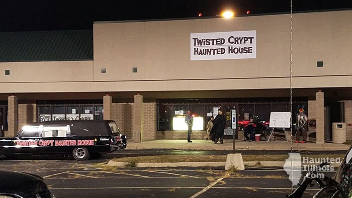 2017 Twisted Crypt Haunted House - 2017 Twisted Crypt Haunted House (Rockford, IL) - Picture