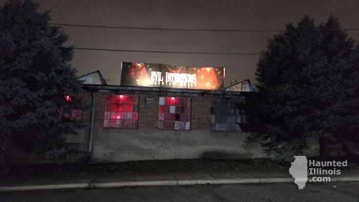 2018 Evil Intentions Haunted House - 2018 Evil Intentions Haunted House (Elgin, IL) - Picture