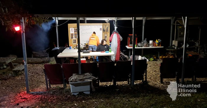 2019 Haunted Woods Of Creek Hill - 2019 Haunted Woods Of Creek Hill (Mount Auburn, IL) - Picture