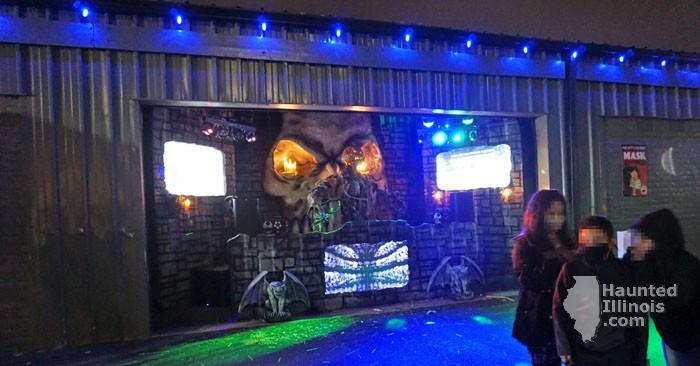 2020 Disturbia Haunted House - 2020 Disturbia Haunted House (Downers Grove, IL) - Picture