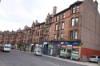 Around town in Glasgow...