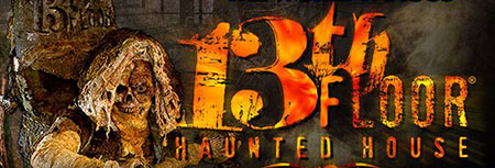 BOGO Buy One Get One Free 13th Floor Haunted House Melrose Park, IL